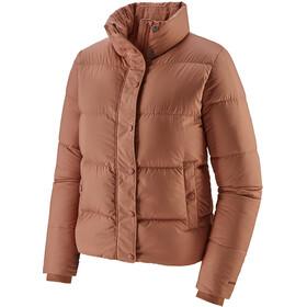 Patagonia Silent Down Jacket Dame Century Pink
